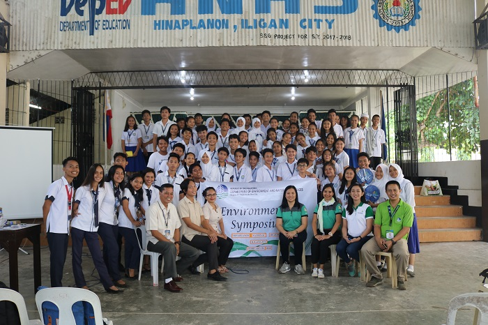 ENVIRONMENTAL SYMPOSIUM IN ILIGAN CITY